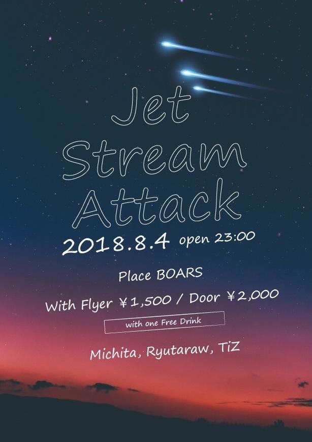 Jet Stream Attack